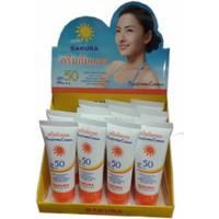 Kem chống nắng BB SARURA 50 Thái Lan