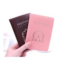 Combo 2 Ví Đựng Passport tình nhân