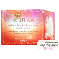 Kem trị nám và dưỡng mịn da Lulan thành phần yến UV30 - HX1456