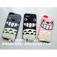 Ốp Totoro cười iPhone 6