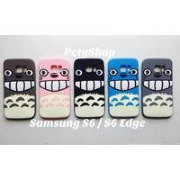 Ốp Totoro cười Samsung S6