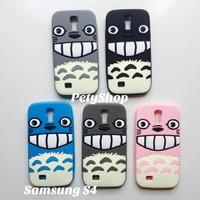 Ốp Totoro cười Samsung S4