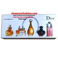 Set Bộ 5 chai nước hoa Dior mini cao cấp-MP760