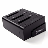 Thiết bị cắm nóng ổ cứng 3 cổng ORICO 6638US3-C