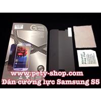 Miếng dán cường lực Samsung S3 S4 S5 S6 S7