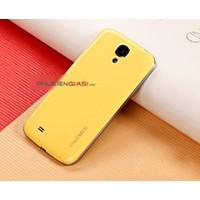 Nắp pin Galaxy S4 Bubberpack nhựa bóng
