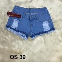 Quần short jean nữ - QS39