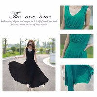 Mã số  580311 - Váy maxi dịu dàng duyên dáng