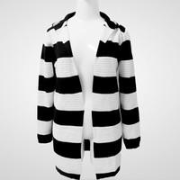 Áo khoác cardigan bằng len