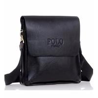 Túi đựng ipad Polo Classic cỡ mini mầu đen –T94