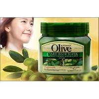 Dầu hấp tóc Olive ủ tóc, siêu mượt