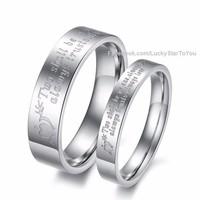 Nhẫn đôi khắc câu nói ý nghĩa