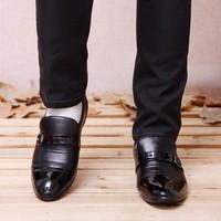 M055 - Giày nam lịch lãm phong cách POSA