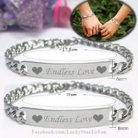 Lắc tay Endless Love  - Tình Yêu Vĩnh Cửu -