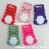 Ốp ếch cười iPhone 6