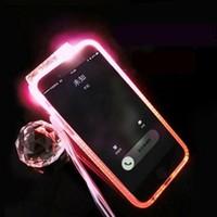 Ốp dẻo điện thoại iPhone 6plus chớp đèn flash