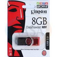 USB 2.0 Kingston 8GB D101 G2