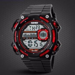 Đồng hồ điện tử thể thao chống nước Skmei AL71