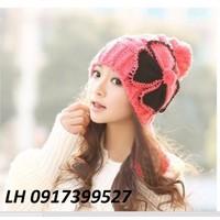 Nón len nữ hàng nhập cao cấp L12M1521