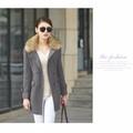 Áo Khoác Nữ Dạ Lông Cổ Hàn Quốc TAT017