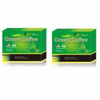 Trà giảm cân green coffee USA