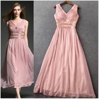 Đầm dạ hội cao cấp hình thật A453- T3127