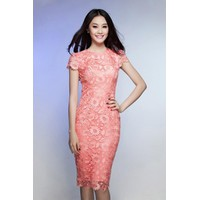 Đầm Ren Linh Chi