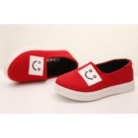 Giày slip-ons Z-519 đỏ