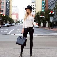 Quần Skinny nữ tôn dáng cực đẹp