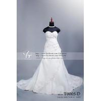 Váy cưới T0005-D