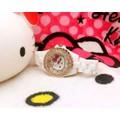 Đồng hồ bé gái chính hãng cao cấp đá hình kitty