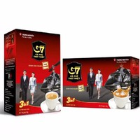 Cà phê Trung Nguyên G7 3in1 - Hộp 18 sticks 16gr
