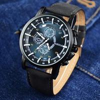 Đồng hồ dạ quang Yazole 322