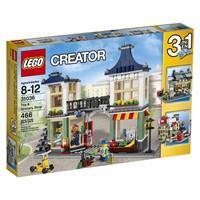 Lego Creator 31036 Cửa hàng đồ chơi và tạp hóa