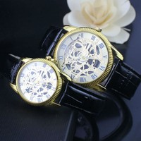 đồng hồ cơ đôi chính hãng rẻ bền đẹp