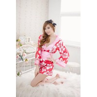 Áo ngủ phi bóng phong cách Nhật Bản