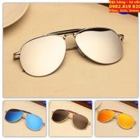 Mắt kính THOM BROWNE TB-015-011 dòng sun glasses NAM - NỮ T152