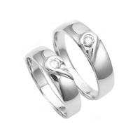 Nhẫn đôi bạc Thao Linh Jewelry