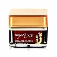 Kem dưỡng da ban đêm hồng sâm My Gold Korea Red Ginseng Sleeping Pack