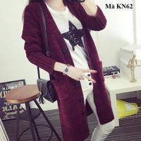 Áo khoác len cardigan nữ KN62