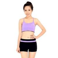Bộ quần áo tâp thể dục thẩm mỹ TM015