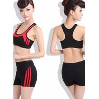 Bộ quần áo tập thể dục thẩm mỹ TM010