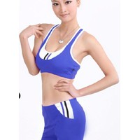Bộ quần áo tâp thể dục thẩm mỹ TM013