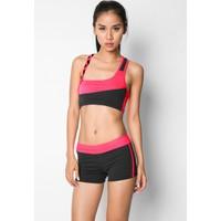 Bộ quần áo tập thể dục thẩm mỹ TM007