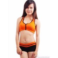 Bộ quần áo tâp thể dục thẩm mỹ TM017