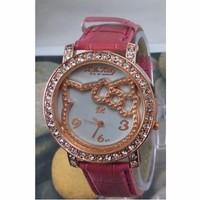 Đồng hồ kitty xinh xắn NC199