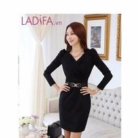 Đầm công sở LADIFA - LD415