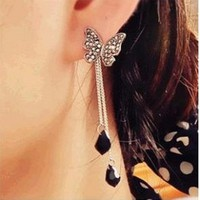 Bông tai thời trang