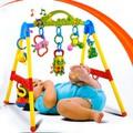 Khung treo đồ chơi có nhạc phát triển các giác quan cho bé