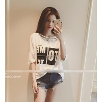 áo len nữ oversize to me Mã: AX2494 - TRẮNG